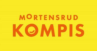 Mortensrudkompis logo
